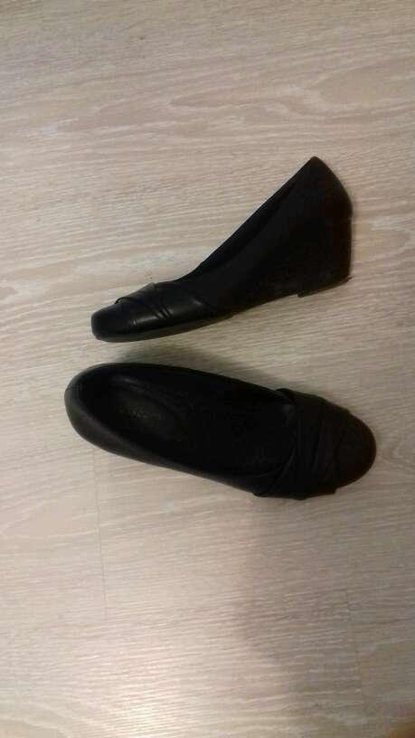 Imagen zapatos. balarinas con tacones