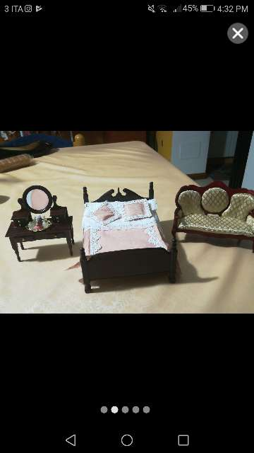 Imagen producto Dollhouse fornitures 5