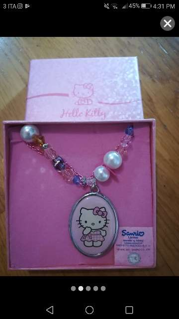 Imagen producto Hello Kitty edition Jewelry  2