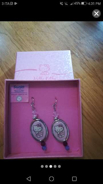 Imagen producto Hello Kitty edition Jewelry  5