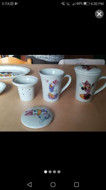 Imagen producto Disney Coffee-set 4