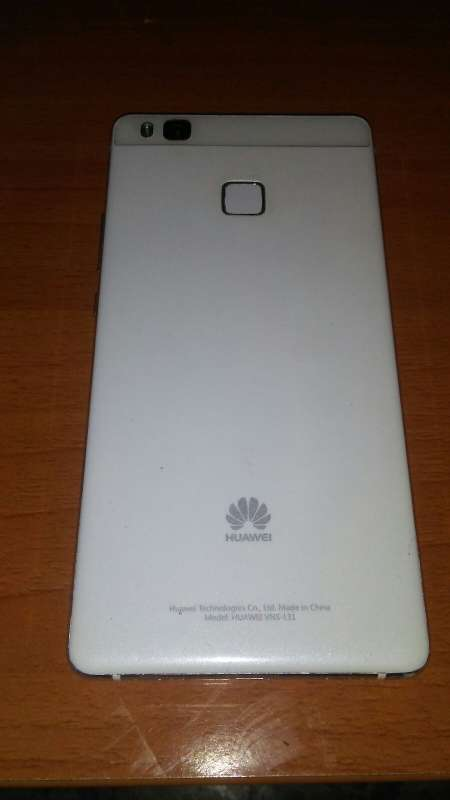 Imagen producto Huawei p9 lite blanco 3