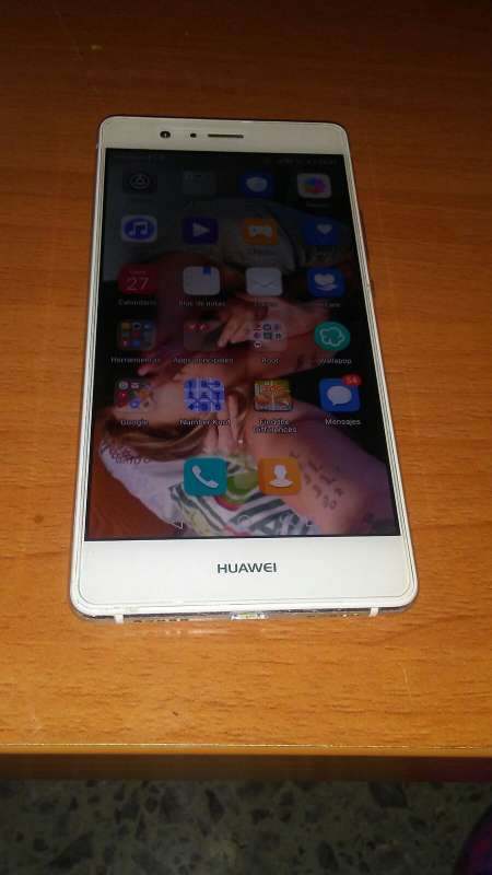 Imagen producto Huawei p9 lite blanco 2