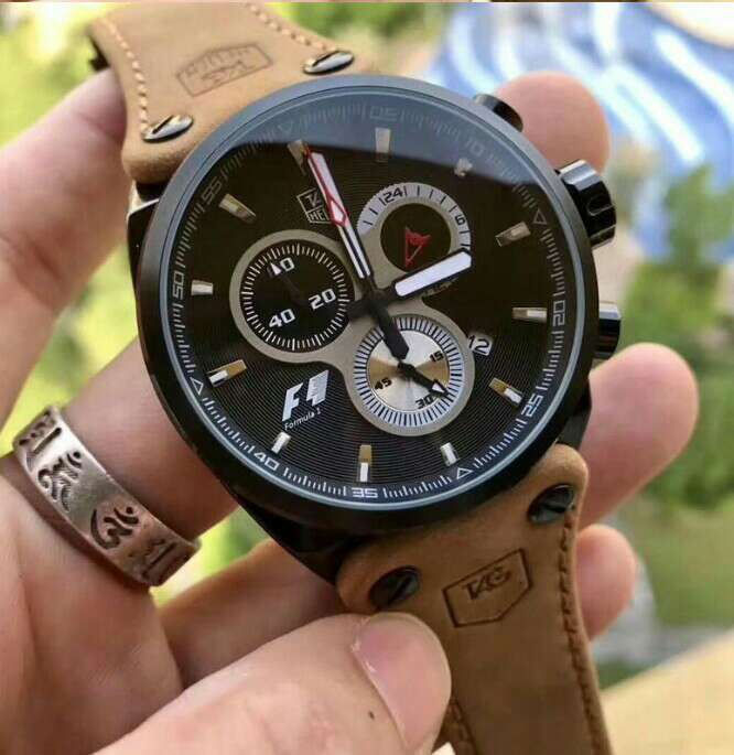 Imagen producto Leather reloj watch 01 2