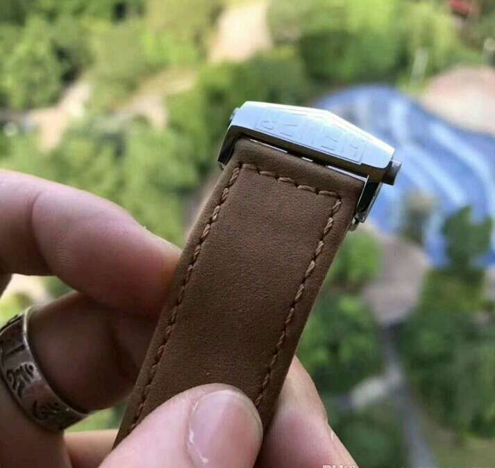 Imagen producto Leather reloj watch 01 4