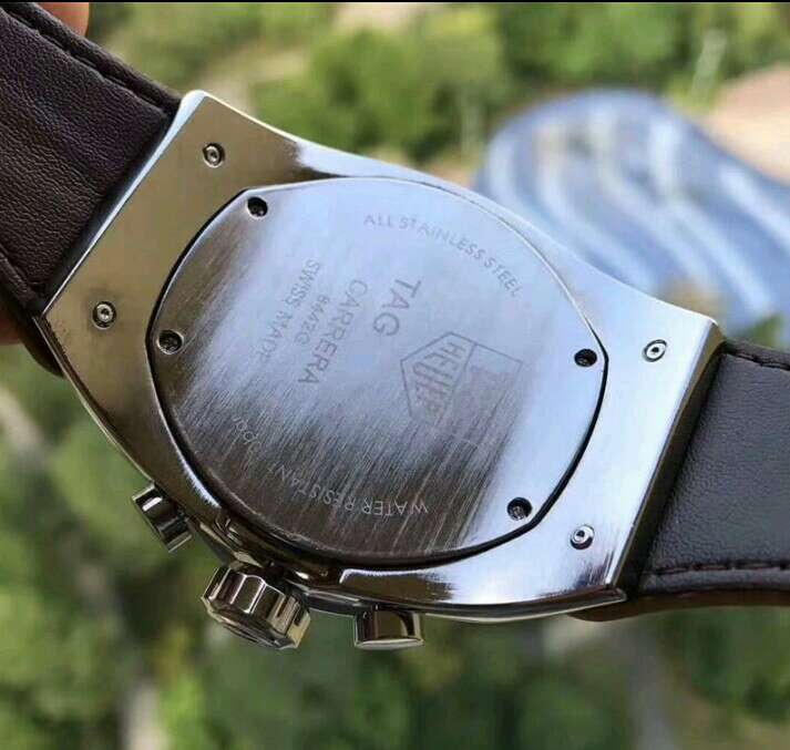Imagen producto Leather reloj watch 01 3