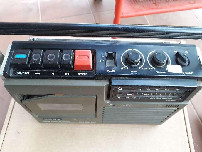 Imagen producto Radio antigua Sony  2