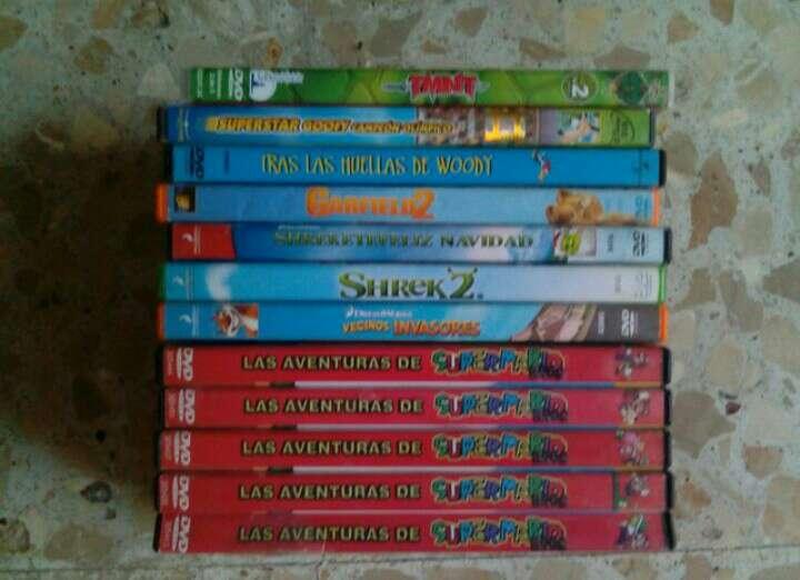 Imagen 12 peliculas familiares DVD