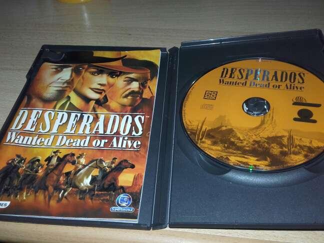 Imagen producto DESPERADOS, wanted dead or alive  3