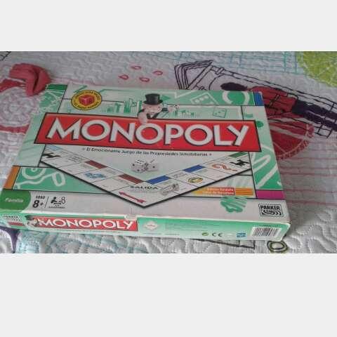 Imagen monopoly juego de mesa