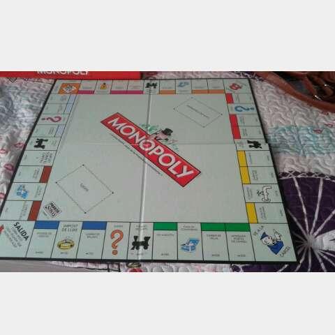 Imagen producto Monopoly juego de mesa 4