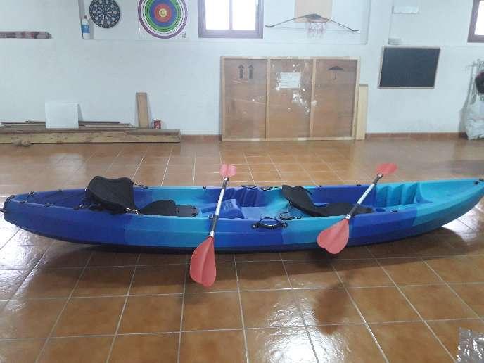 Imagen Kayak 2+1 resistente