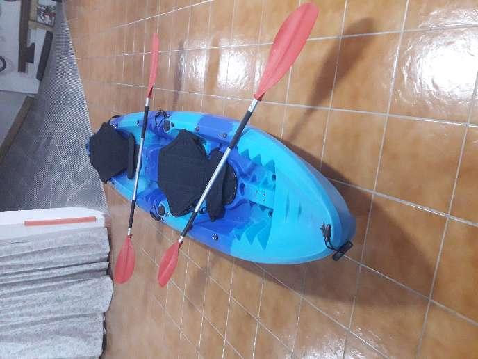 Imagen producto Kayak 2+1 resistente 2