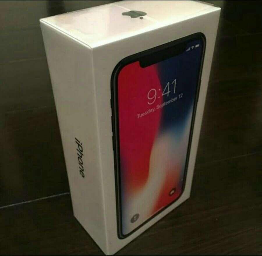 Imagen Iphone X 64gb silver nuevo y precintado
