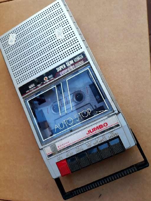 Imagen Grabadora cassette Jumbo