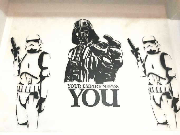 Imagen producto Vinilo Star Wars  1