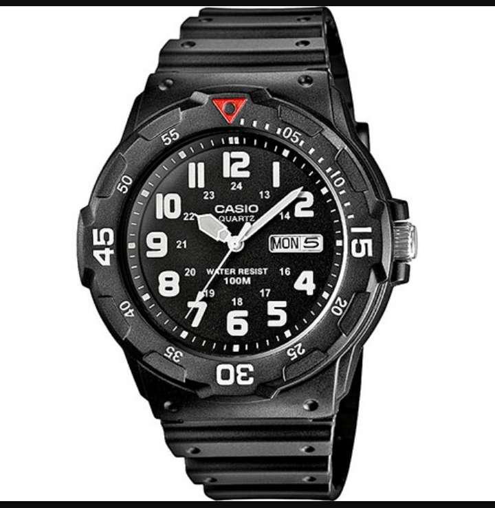 Imagen Reloj Casio MW-200H
