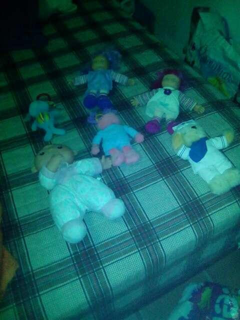 Imagen juguetes de niños