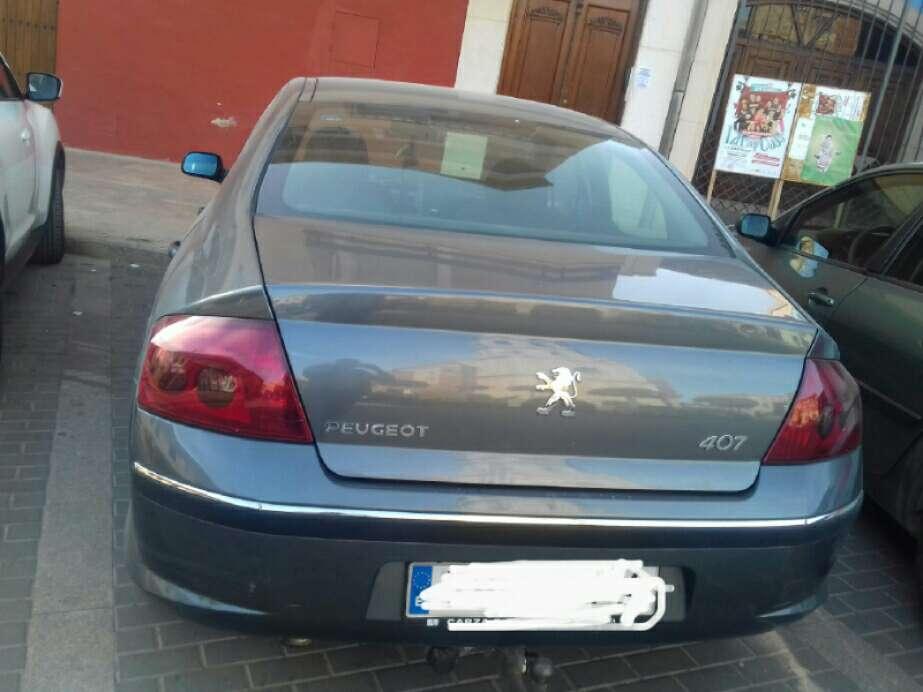 Imagen Peugeot 407