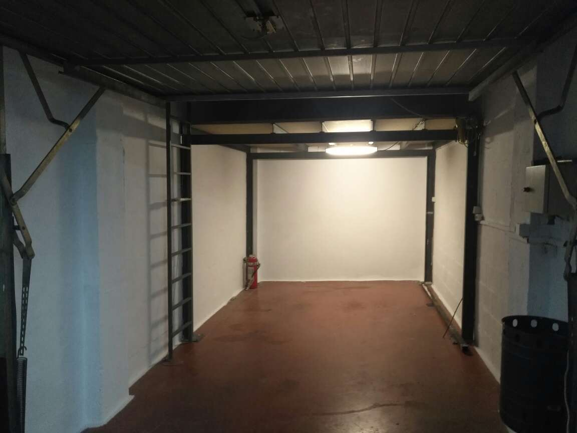 Imagen garaje cerrado