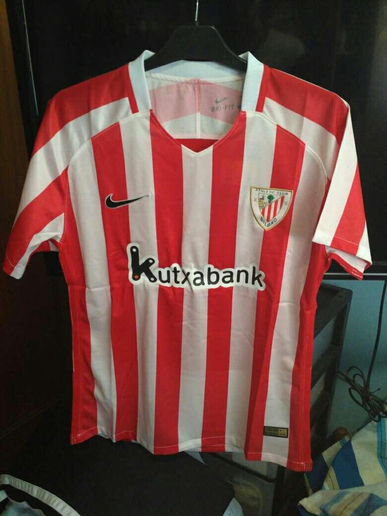 Imagen camiseta atletic bilbao