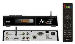 Imagen descodificador cristor atlas hd200 wifi