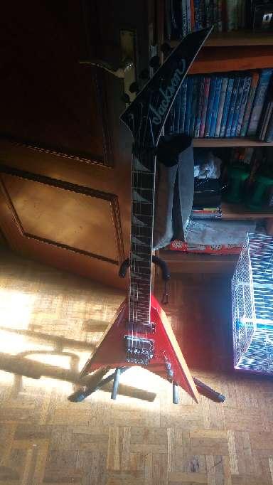 Imagen Guitarra Jackson en perfecto estado