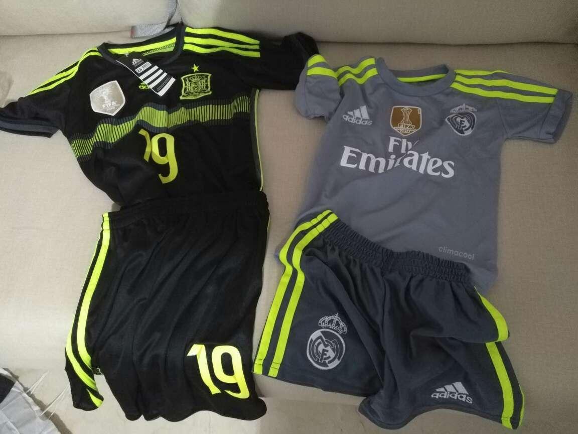 Imagen equipaciones fútbol