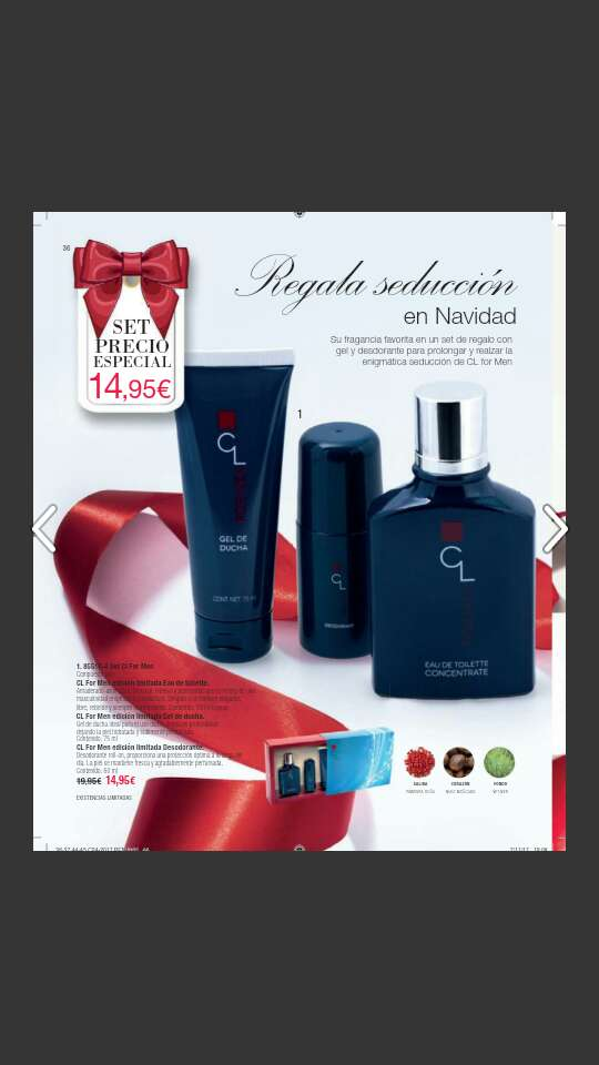 Imagen producto Ropa , joyeria y aromas cristian lay 7