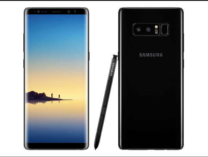 Imagen Samsung note8