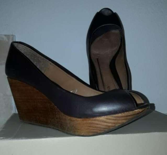 Imagen producto Zapatos Cuña 1