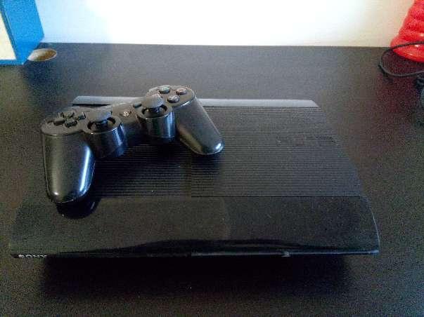 Imagen PS3 Súper Slim 500 GB