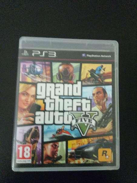 Imagen Grand Theft Auto V ( GTA V )