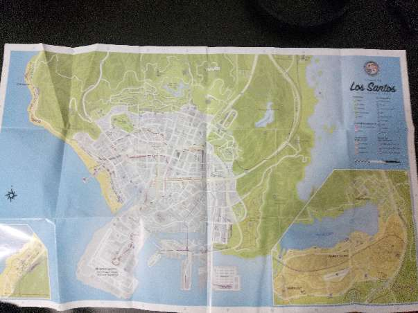 Imagen producto Grand Theft Auto V ( GTA V ) 2