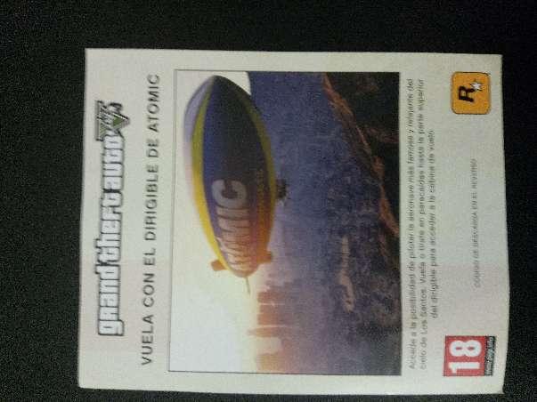 Imagen producto Grand Theft Auto V ( GTA V ) 3