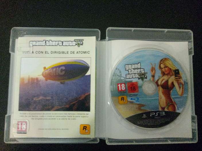 Imagen producto Grand Theft Auto V ( GTA V ) 4