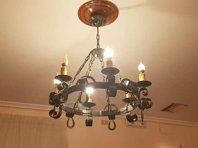 Imagen producto Iluminacion: lamparas estilo antiguo 2