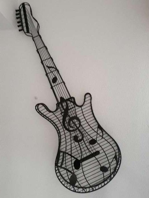 Imagen Guitarra decoración