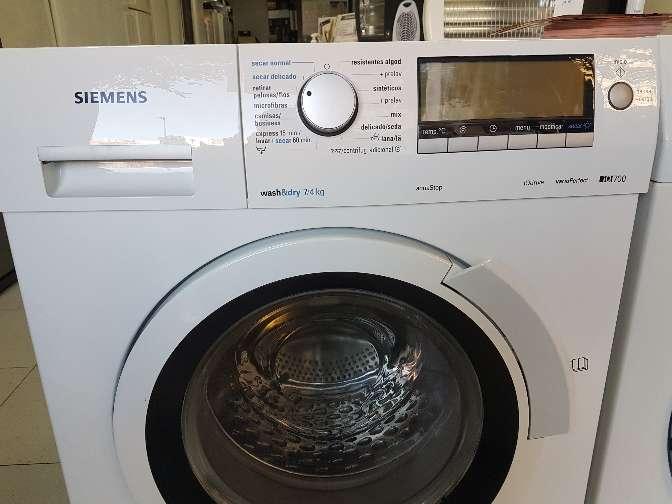 Imagen lavadora+secadora+garantia +transporte
