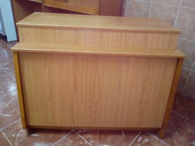 Imagen producto Mostrador de madera 2