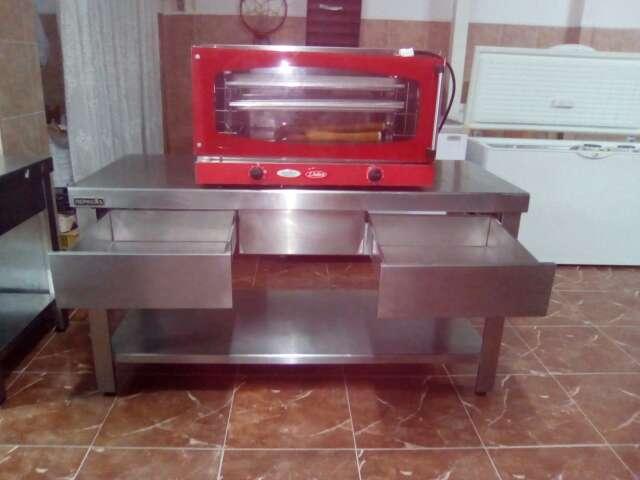 Imagen horno para panadería