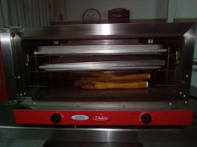 Imagen producto Horno para panadería 2