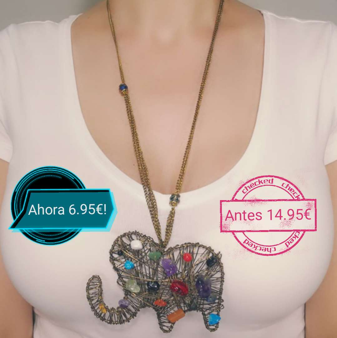 Imagen Collar elefante
