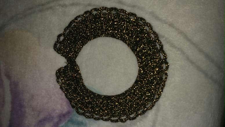 Imagen producto Collares de ganchillo desde 8€  2