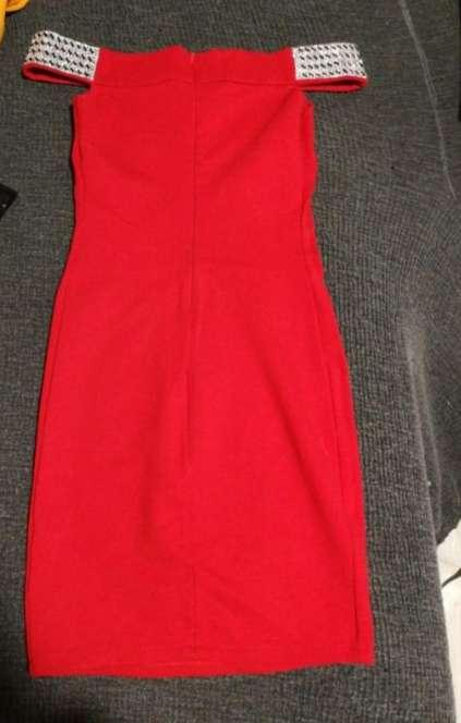 Imagen producto Vestido rojo 2