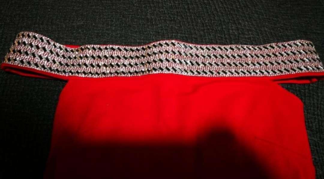 Imagen producto Vestido rojo 3
