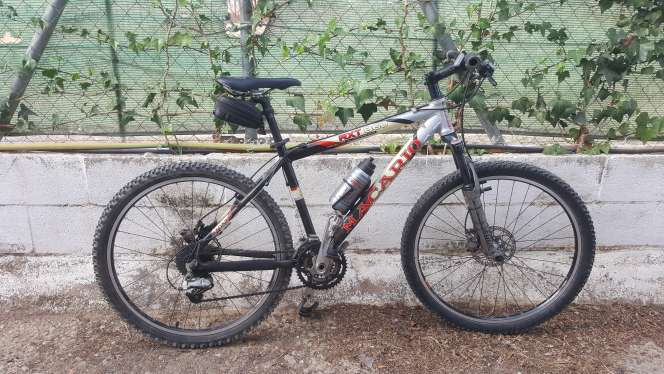Imagen Bicicleta Macario RXT 860 de 26