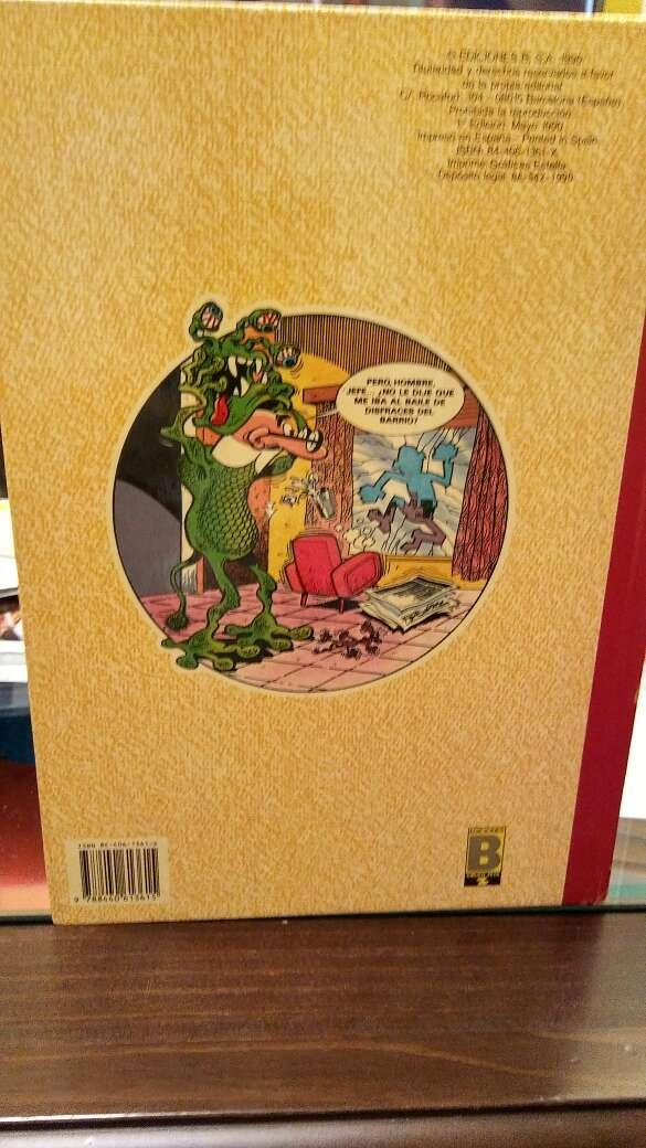 Imagen producto Libro Mortadelo y Filemón 2