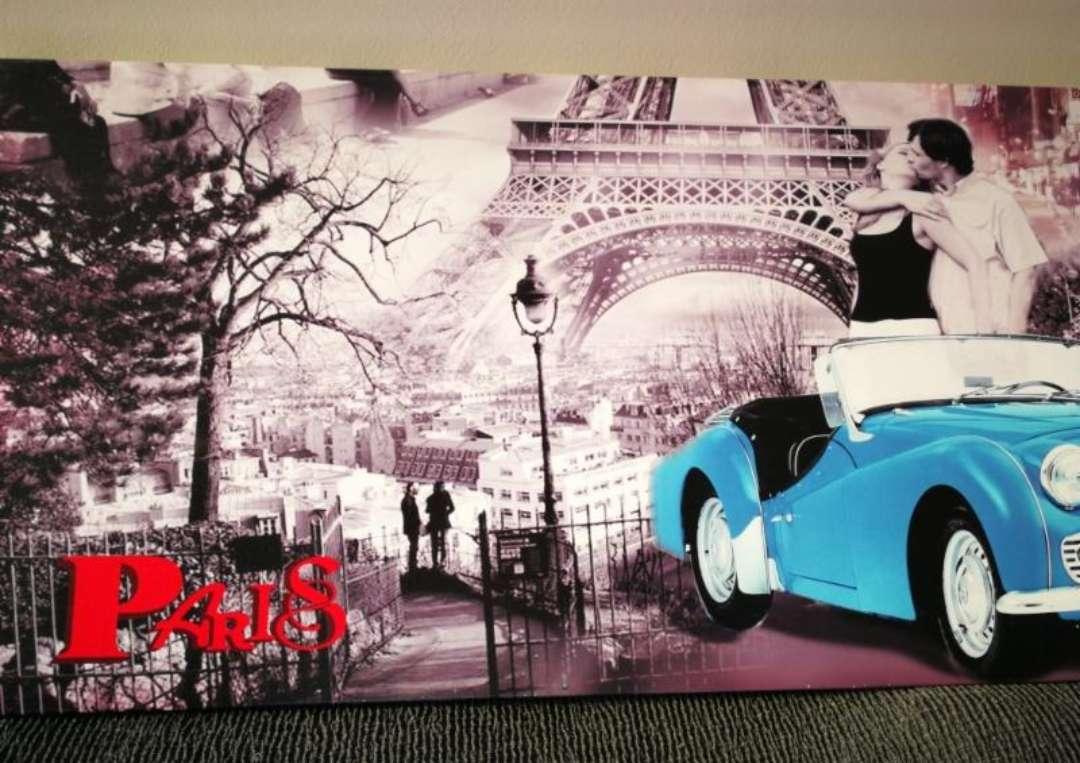 Imagen producto Cuadro París  2