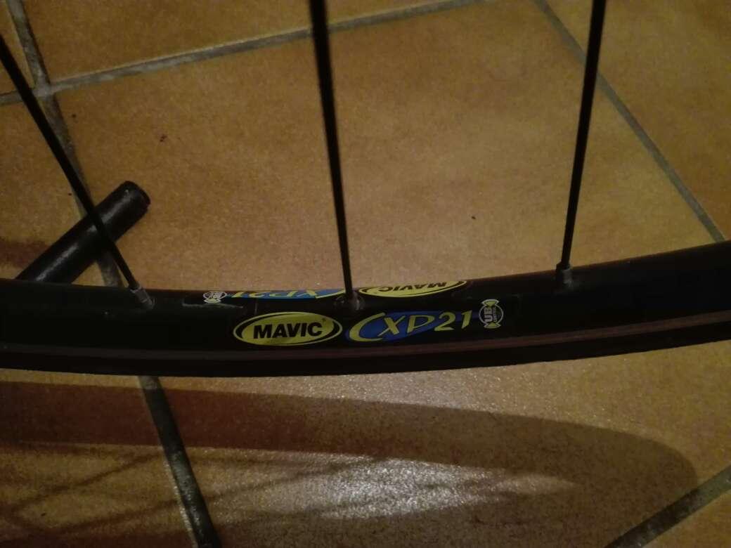 Imagen producto Bicicleta de carretera 9